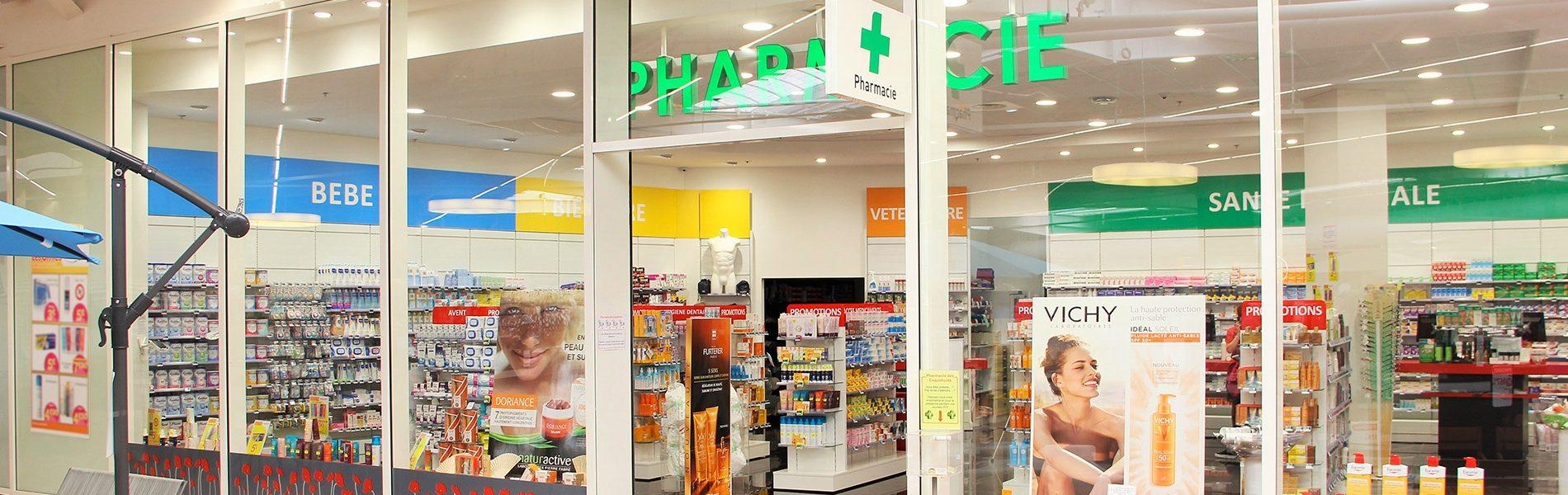 Pharmacie DES COQUELICOTS - Image Homepage 1